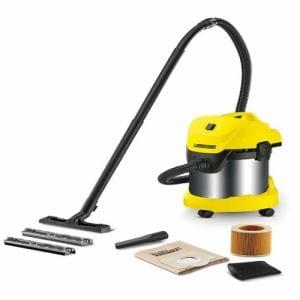 ケルヒャー WD3 業務用掃除機 「乾湿バキュームクリーナー」 1.629-854.0