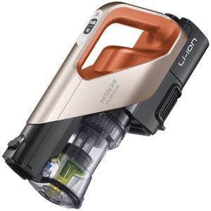 日立 PV-BEH900-N スティック型コードレスサイクロン掃除機 「パワーブーストサイクロン」 シャンパンゴールド