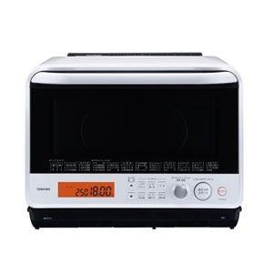 東芝 過熱水蒸気オーブンレンジ 「石窯ドーム」(30L) グランホワイト ER-ND100-W