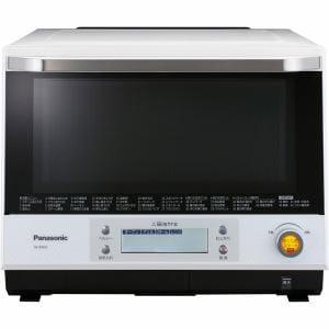 パナソニック スチームオーブンレンジ 「ビストロ」 (30L) ホワイト NE-BS803-W
