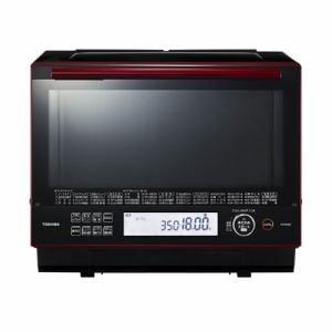 東芝 ER-PD5000-R 加熱水蒸気オーブンレンジ 「石窯ドーム」 (30L) グランレッド