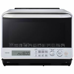 東芝 ER-PD100-W 過熱水蒸気オーブンレンジ 「石窯ドーム」 30L グランホワイト