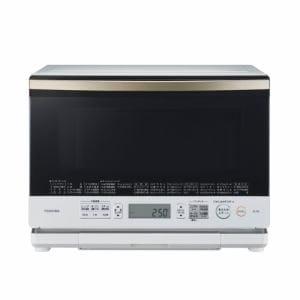 東芝 ER-PD8-W 過熱水蒸気オーブンレンジ 「石窯ドーム」 26L グランホワイト