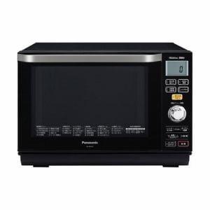パナソニック NE-MS263-K 簡易スチームオーブンレンジ 「エレック」 26L ブラック