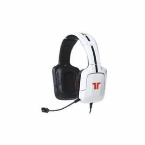マッドキャッツ MCP-PROP-WH Pro+PC トゥルー 5.1 サラウンド ヘッドセット「TRITTON」 アナログ接続 ホワイト