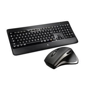 Logicool ワイヤレスキーボード[2.4GHz・USB]&マウス Logicool Wireless Performance Combo MX800
