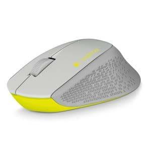 ロジクール ワイヤレス光学式マウス (3ボタン・グレー) M280GY