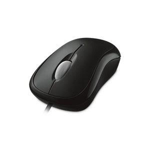 マイクロソフト *Basic Opt Mse Mac/Win USB Port Japanese Hdwr V2 Black P58-00069