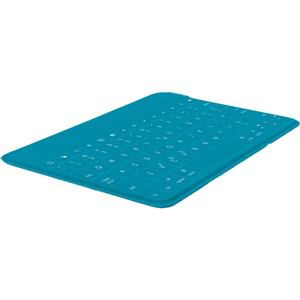 ロジクール ウルトラポータブル キーボード for iPad ティール iK1041TL