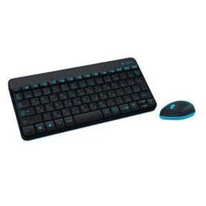 ロジクール ワイヤレスキーボードマウスセット ワイヤレスコンボ ブラック MK240S-BK