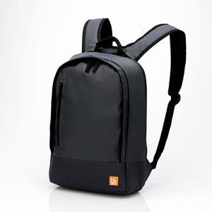 エレコム バックパック(コンパクトタイプ) ブラック BM-BP01BK