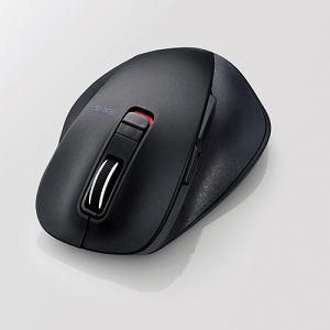 エレコム EX-G Bluetooth BLueLEDマウス(M) ブラック M-XGM10BBBK