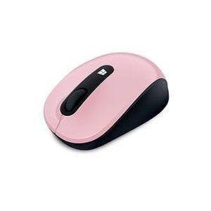 マイクロソフト 43U-00039 ワイヤレスBlueLEDマウス 「Sculpt Mobile Mouse」 (3ボタン・オーキッド ピンク)