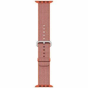 アップル(Apple) MNKF2FE/A Apple Watch 42mm ケース用 スペースオレンジ/アントラシットウーブンナイロン