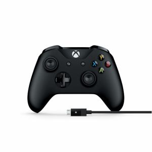 マイクロソフト Xbox One Wired PC Controller 4N6-00003