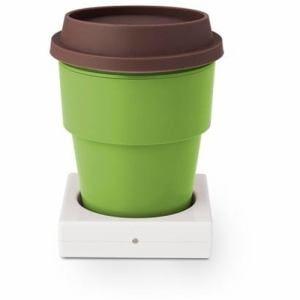 グリーンハウス GH-CUPA-GR USBインサートカップウォーマー グリーン