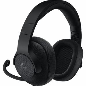ロジクール G433BK 7.1有線サラウンドゲーミングヘッドセット ブラック
