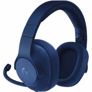 ロジクール G433BL 7.1有線サラウンドゲーミングヘッドセット ブルー