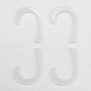 ラディウス HP-EAF04L イヤーフック クリア 4個入