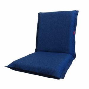 座椅子 ME-フィーゴ ネイビー 1人用