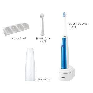 Panasonic 音波振動歯ブラシ 「ドルツ」 青 EW-DL12-A