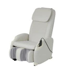 スライヴ マッサージチェア 「くつろぎ指定席」 ホワイト CHD-3400-W