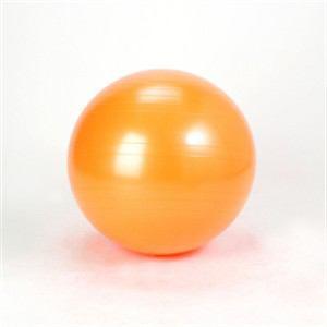アルインコ エクササイズボール 55cm オレンジ EXG124-D