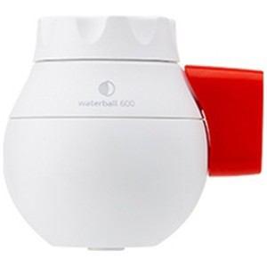 東レ 蛇口直結型浄水器 「ウォーターボール waterball」レッド WB600B-R