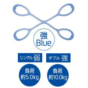 アルインコ クロスチューブ ブルー 強度:強 EXG115A