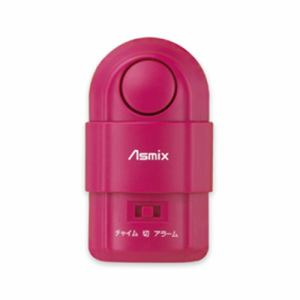 Asmix CA50P チャイム&アラーム ピンク