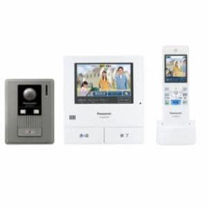 Panasonic ワイヤレスモニター付テレビドアホン どこでもドアホン VL-SWD501KL