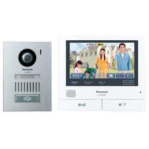 Panasonic カラーテレビドアホン どこでもドアホン VL-SVD701KS