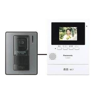 パナソニック カラーテレビドアホン (電源コード式) VL-SV21K