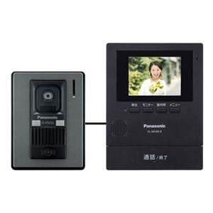 パナソニック カラーテレビドアホン (電源コード式) ブラック VL-SV26KL-K