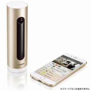 Netatmo(ネタトモ) NET-OT-000007c Welcome 顔認識システム付 Wi-Fiホームカメラ 【日本正規代理店品・保証付】