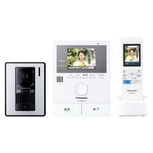 パナソニック ワイヤレスモニター付テレビドアホン 「どこでもドアホン」 VL-SWD302KL