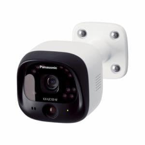 パナソニック ホームネットワークシステム 「スマ@ホーム システム」 屋外カメラ ホワイト KX-HJC100-W
