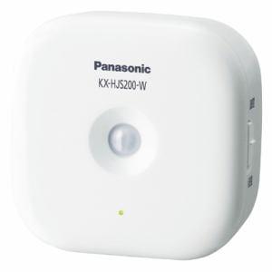 パナソニック ホームネットワークシステム 「スマ@ホーム システム」 人感センサー ホワイト KX-HJS200-W