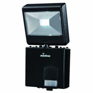 オーム電機 乾電池式LEDセンサーライト 1灯1W 単三4本使用 LS-B114D-K