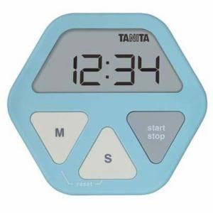 タニタ デジタルタイマー ブルー TD-410-BL