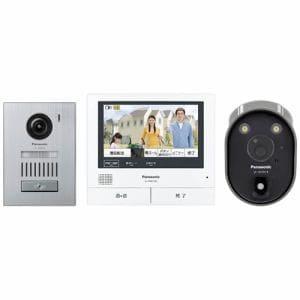 パナソニック VL-SVH705KSC ワイヤレスカメラ付テレビドアホン