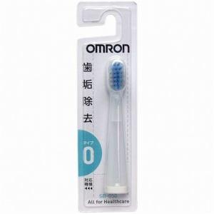 オムロン SB-050 替えブラシ 音波式電動歯ブラシ用 ダブルメリットブラシ