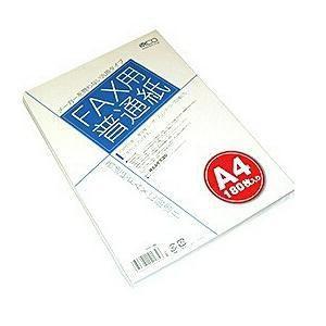 <ヤマダ> ミヨシ FXP-180 FAX用普通紙A4サイズ・180枚入 FXP180画像