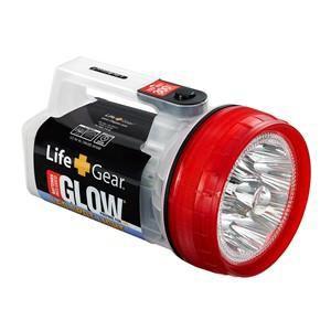 ELPA LED強力ライト レッド DOP-LG500(R)