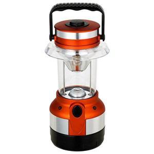 ELPA LEDランタン 電球色 100ルーメン 単1形4本 DOP-L010L
