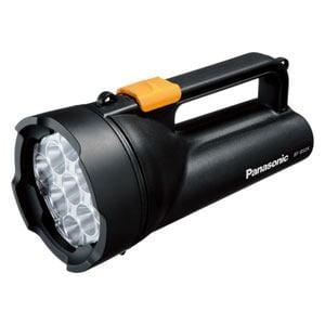 パナソニック ワイドパワーLED強力ライト 黒 BF-BS05P-K