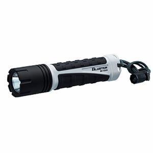 ジェントス BR-1000R 充電式LED懐中電灯 ブラスターシリーズ