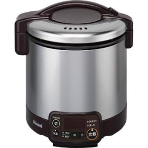 リンナイ ガス炊飯器 「こがまる VMTシリーズ」(5合) 【都市ガス12A・13A用】 ダークブラウン RR-050VMT(DB)-13A