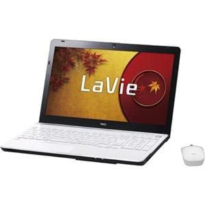 【クリックでお店のこの商品のページへ】NEC ノートパソコン LaVie PCLS700NSW