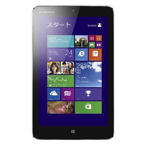 Lenovo Lenovo Miix 2 8(Office Home and Business 2013搭載) 59399891